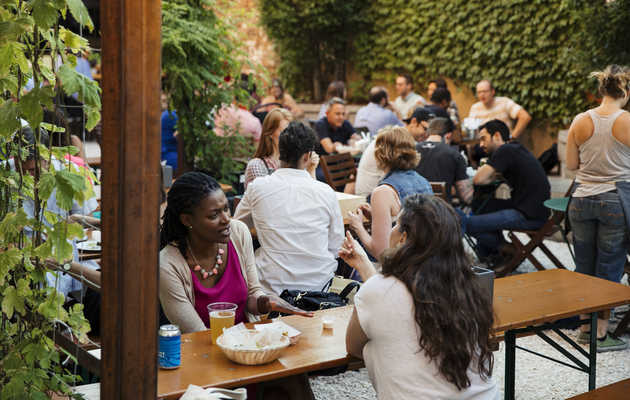 NYC's Best Beer Gardens for All Your Outdoor Drinking Needs