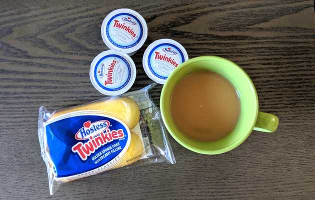 We Tried the New Coffee That Tastes Like Twinkies, Ding Dongs, and More
