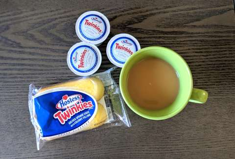 Hostess Coffee