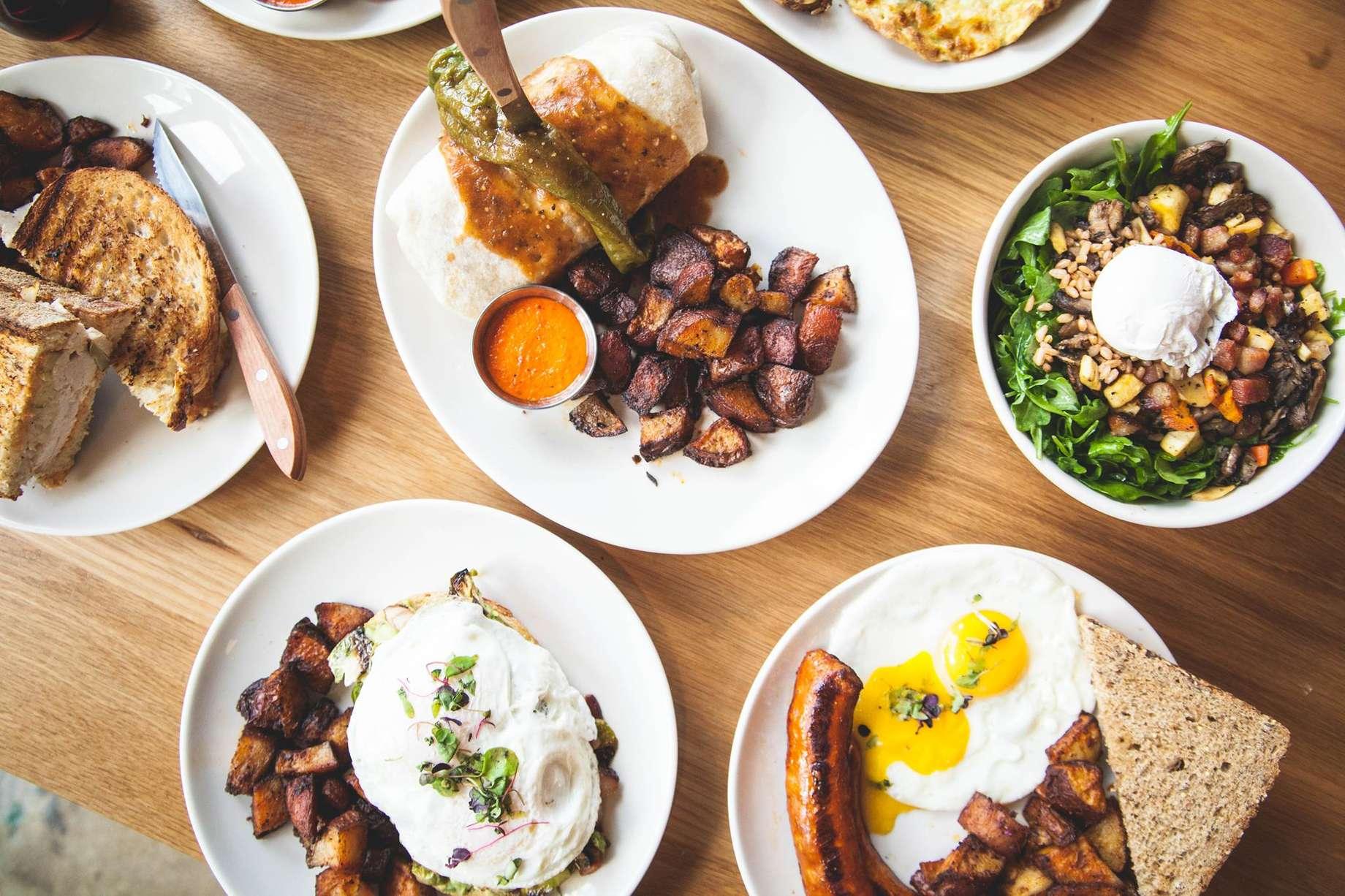 Baden Baden Cuisine Prix best brunch in philadelphia: good brunch spots in every