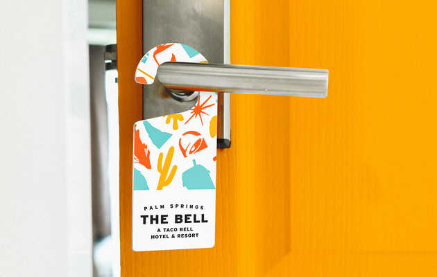 Taco Bell's Opening a Taco-Filled Luxury Hotel This Summer Called 'The Bell'