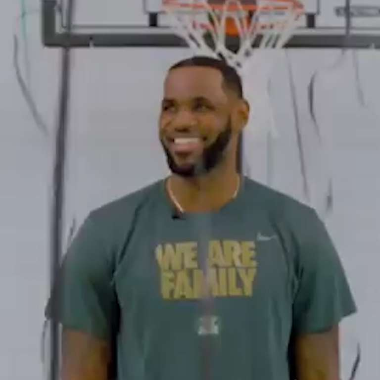 cb3c5ca04d0b LeBron James Donates  1M To I Promise School in Akron
