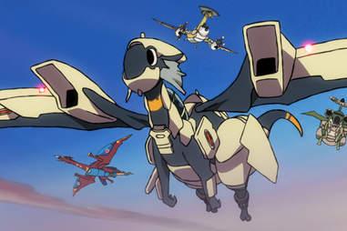 dragon pilot