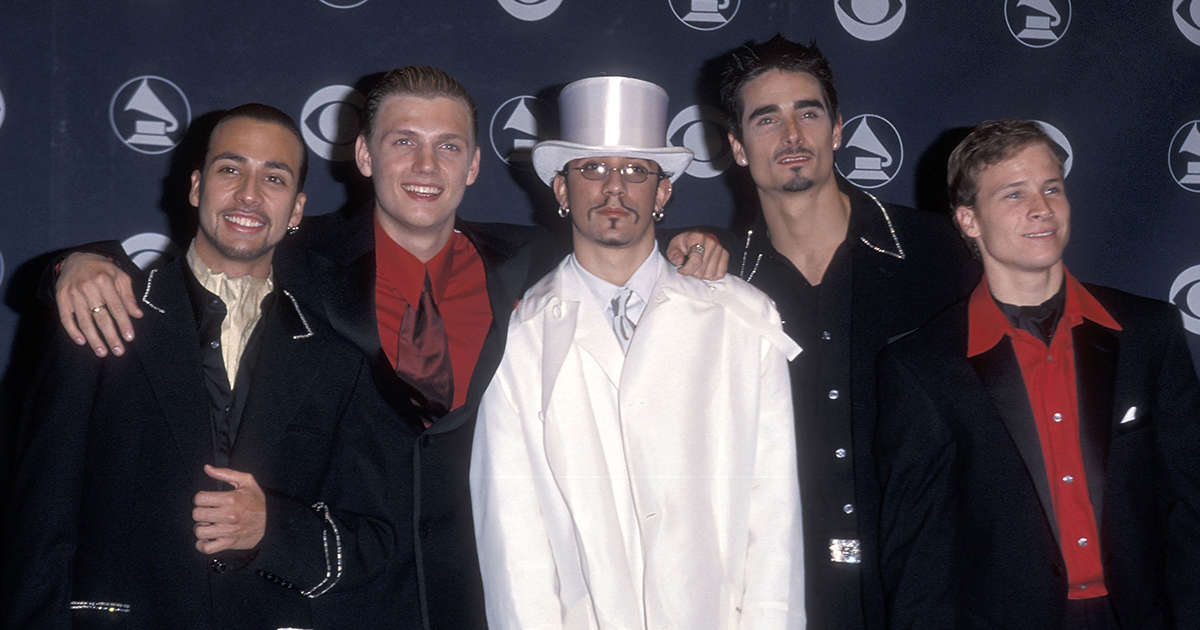 Best Boy Band Albums of All Time, Ranked - Thrillist