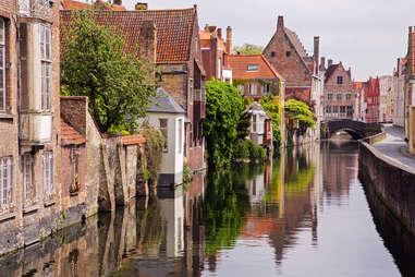 Bruges, West Flanders, Belgium