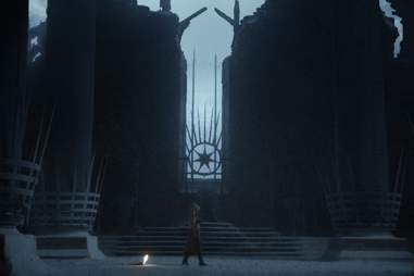 daenerys vision in the house of the undying