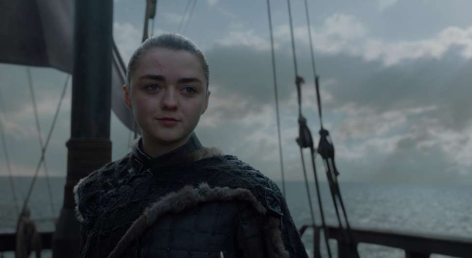 arya game of thrones finale