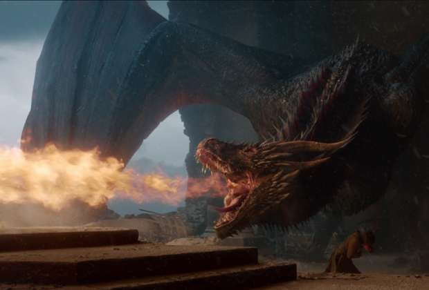 Why Drogon Acted So Unexpectedly in the 'Game of Thrones' Series Finale