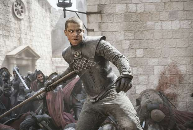 Grey Worm Still Wants Justice at the End of 'Game of Thrones'