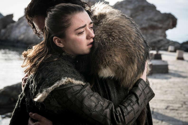 hug got