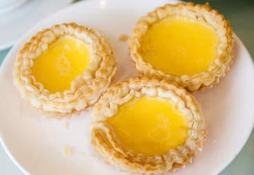dan tat egg tart