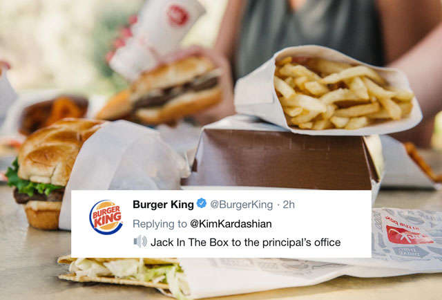 Everyone Is Ridiculing Jack in the Box Because Kim Kardashian Wants to Talk to a Manager
