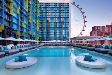 Influence at The LINQ