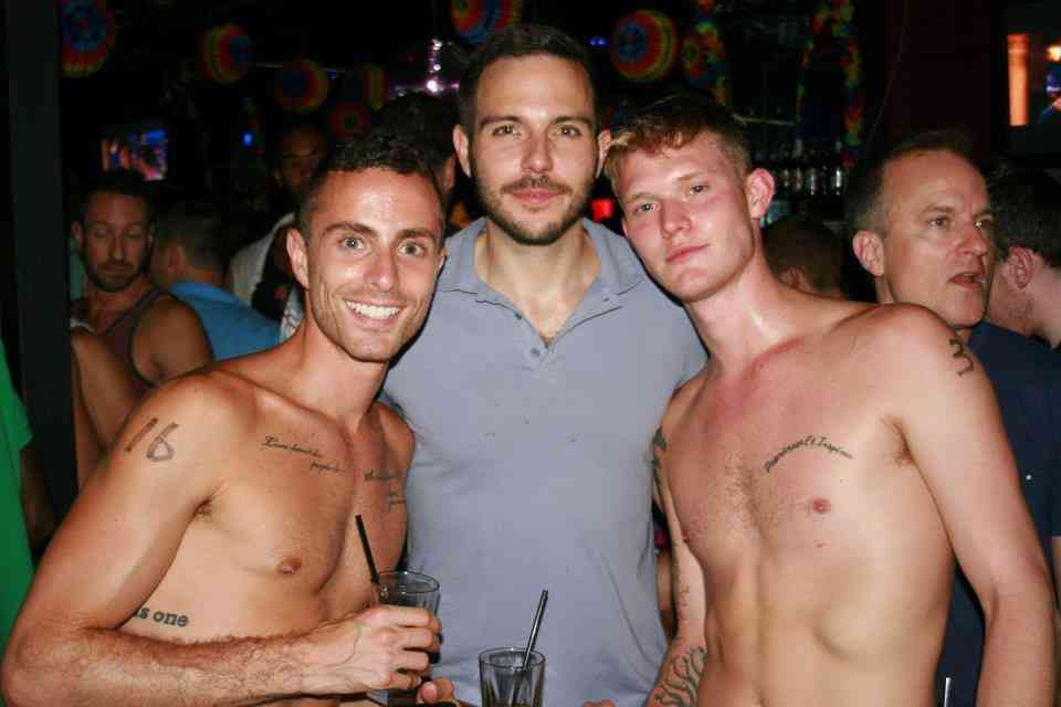 Besplatno gay speed dating nyc