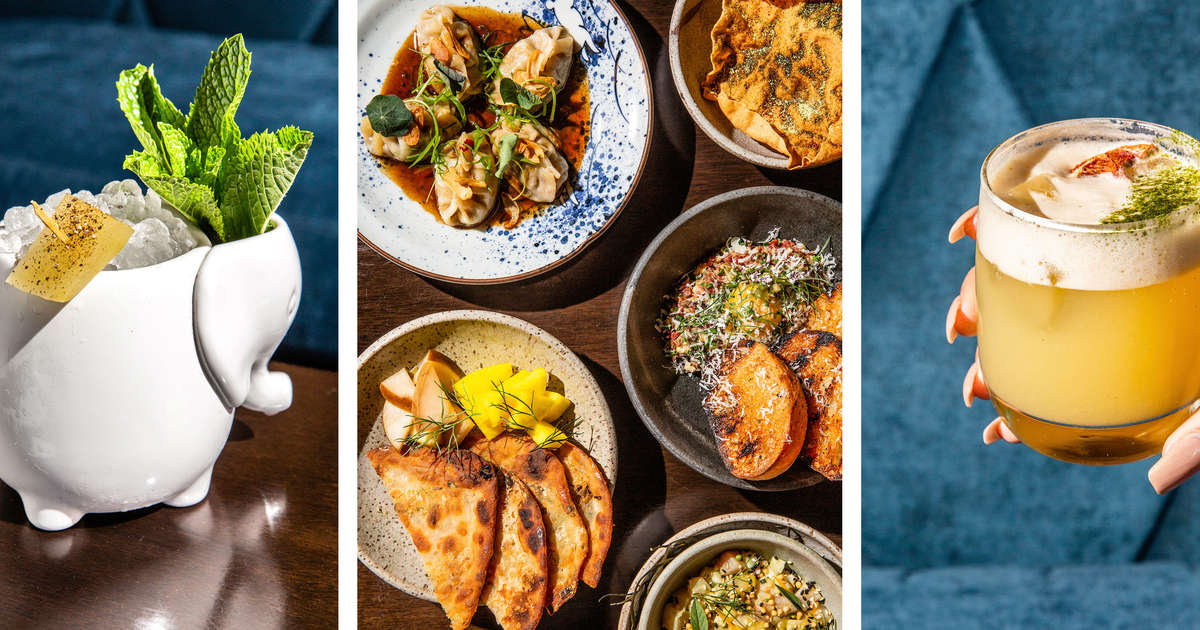 Las Vegas is Having a Food Moment That Couldn't Happen Anywhere Else