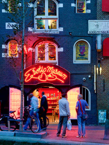 Amsterdam's Red Light District is About to Change. Here's How Sex Workers Feel About It