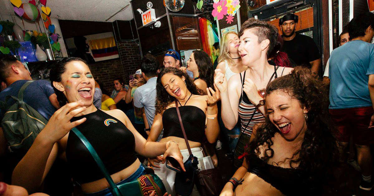 Best Gay, Lesbian & LGBTQ Bars in NYC Right Now: Queer Nightlife