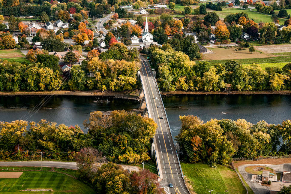Best Small Towns in MA
