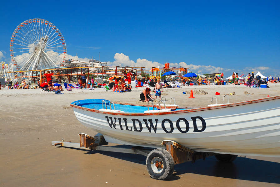 These Towns Make the Jersey Shore a Can't-Miss Summer Destination