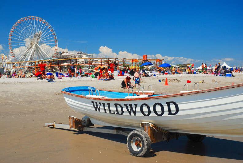 Wildwood, New Jersey