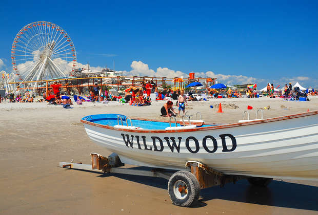 Every Major Jersey Shore Beach Town, Ranked