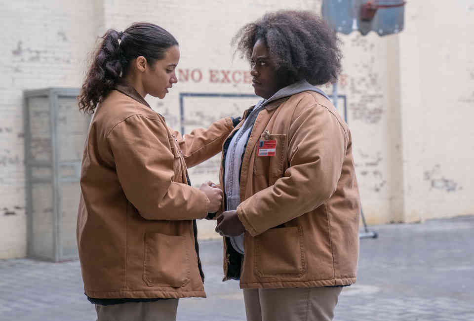 orange is the new black writer dating cast member