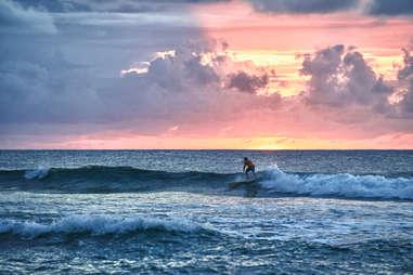 Rincon Lighthouse and Beach Puerto Rico