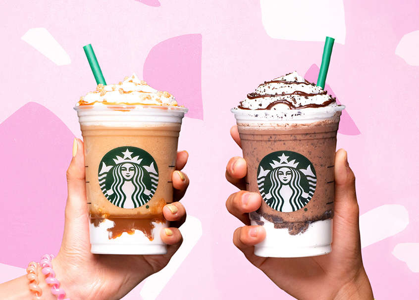 Starbucks Is Giving Out Frappuccinos on Thursday