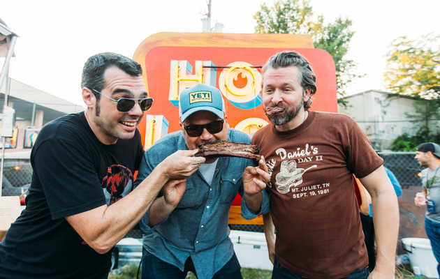 What to Expect This Weekend at Hot Luck, Austin's Coolest Food & Music Festival