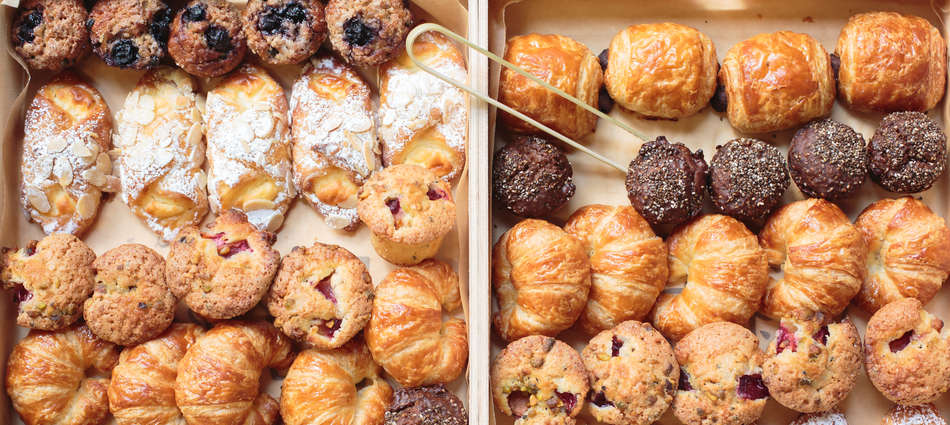 14 Incredible Breakfast Pastries From Around the World