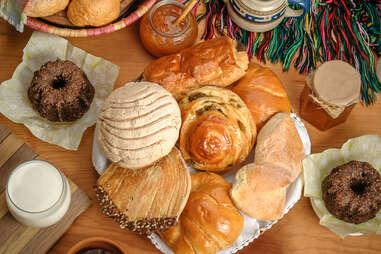 pan dulce mexican bread sweet bread concha