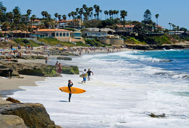Your Guide to San Diego's Most Important Beaches