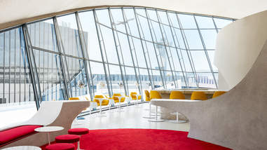 TWA Hotel at JFK Airport, New York, NY