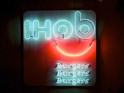 why did IHOP change to IHOb