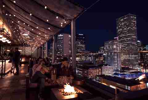 Best Rooftop Bars in Denver: Where to Drink Outside This ...