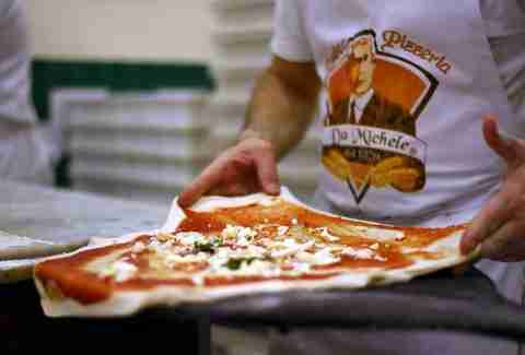 L'Antica Pizzeria Da Michele Los Angeles