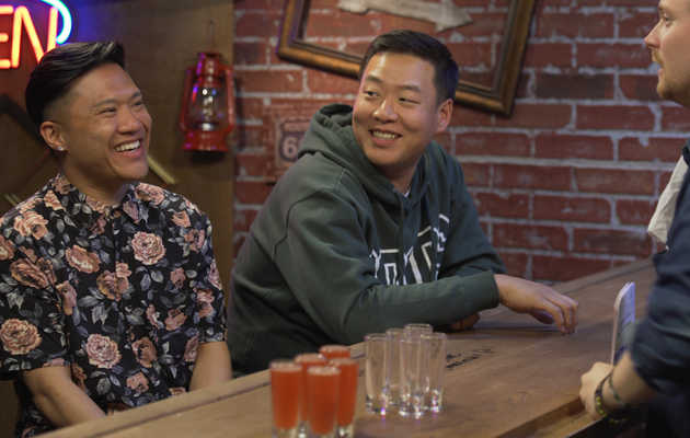 4 Things I Learned While Drinking With Tim DeLaGhetto and David So