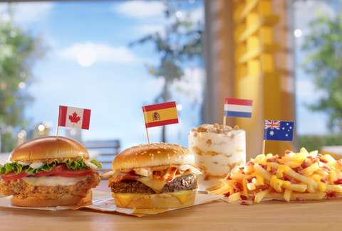 McDonald's International Menu Deal 2019: Try New Items for a