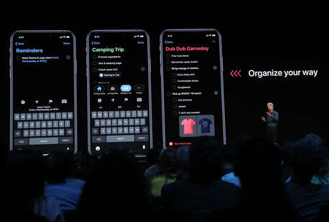 Apple iOS 13 New Features: Dark Mode & More Revealed at WWDC
