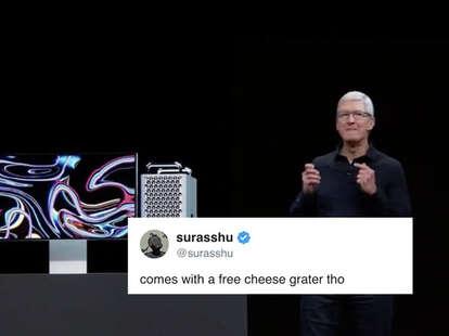 new mac pro cheese grater meme