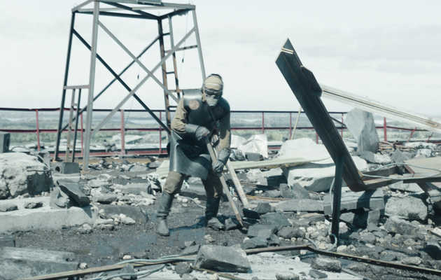 Breaking Down HBO's 'Chernobyl' With a Radiation Specialist Who Works at Chernobyl