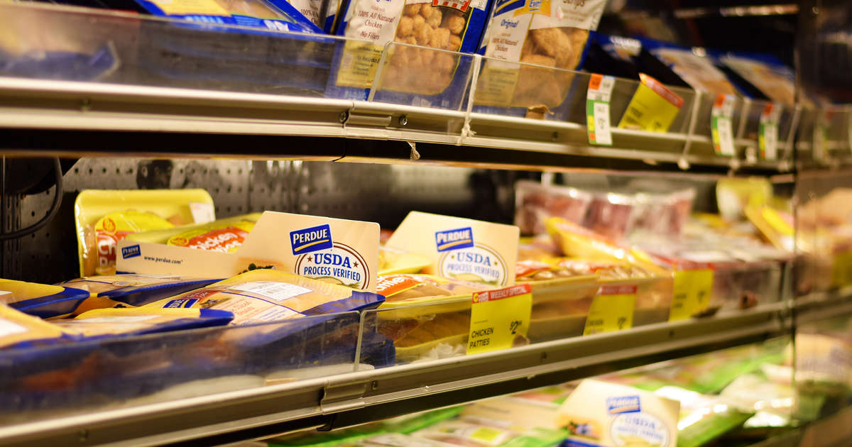 Over 31,000 Pounds of Chicken Is Being Recalled for Having 'Foreign Matter' in It