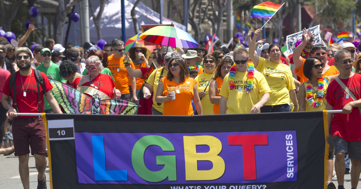 Everything You Need to Know About LA's Pride Celebrations This Weekend