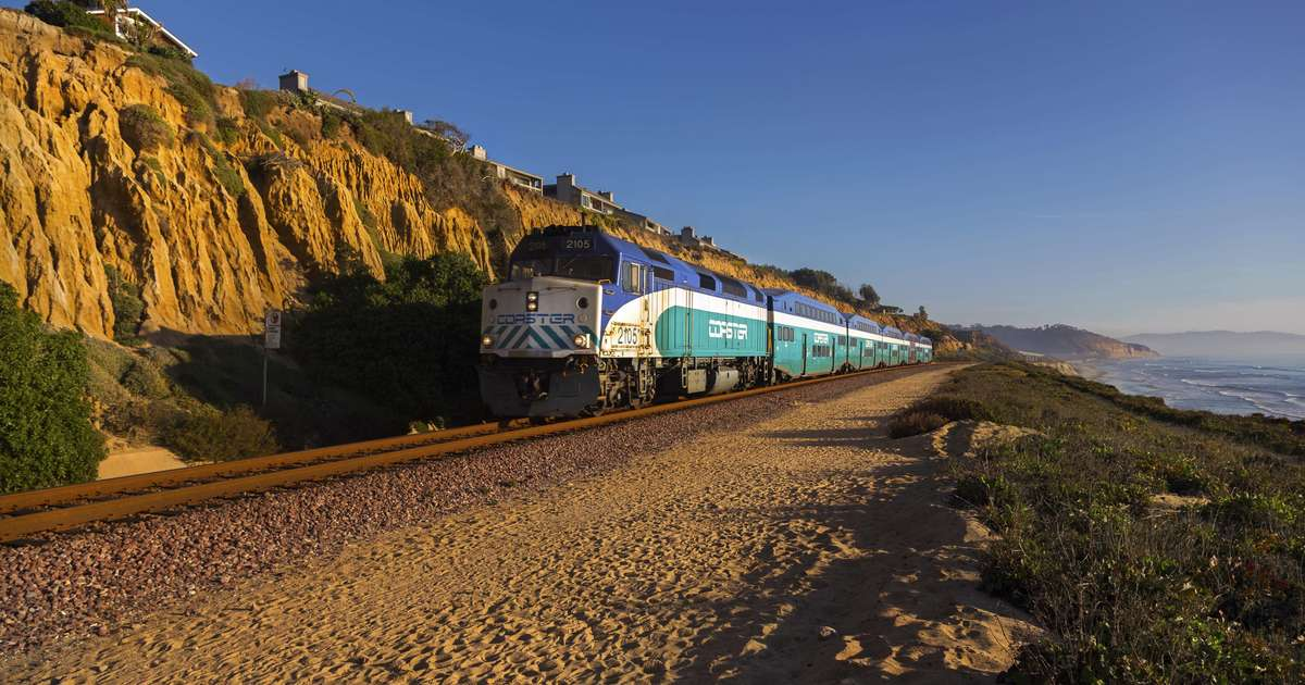 Amtrak Is Offering Buy-One-Get-One-Free Train Tickets Across the U.S.