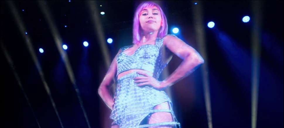 60a0fcdefcd Black Mirror Rachel, Jack and Ashley Too: Miley Cyrus Episode ...