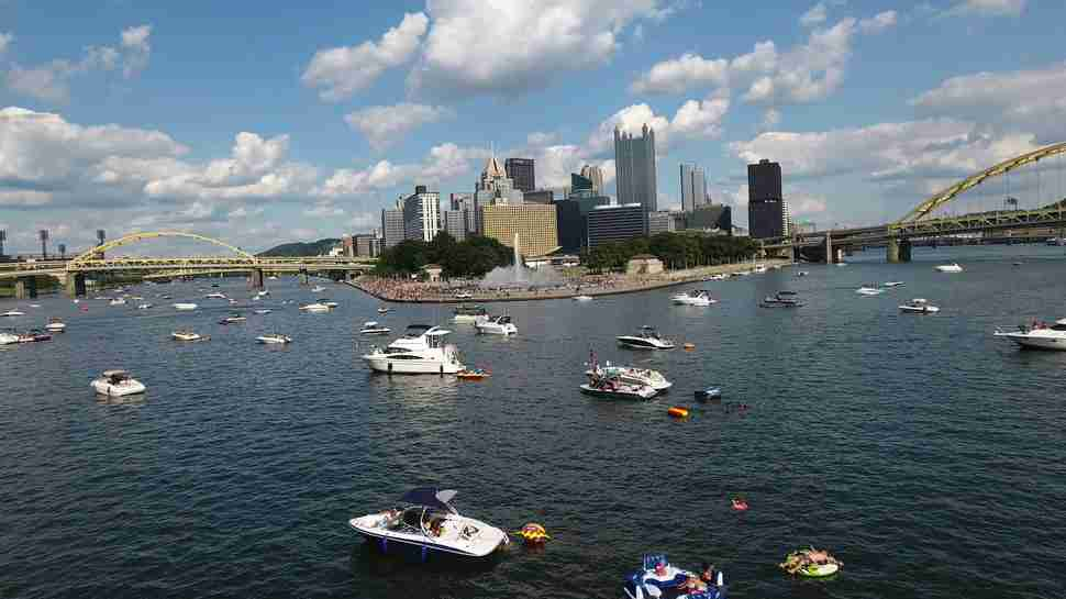 EQT Pittsburgh Three Rivers Regatta