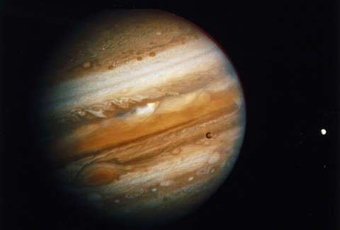 Jupiter stargazing