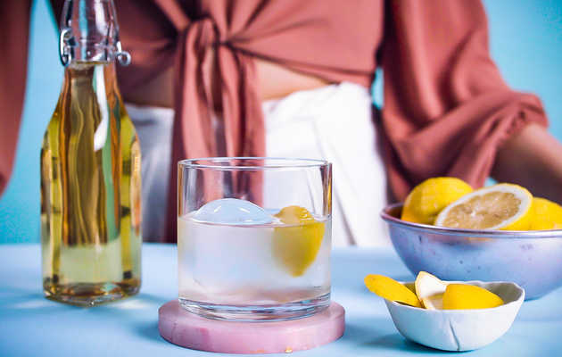 The White Negroni is a Summery Spin on the Original