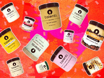talenti gelato ice cream flavors ranked ranking thrillist