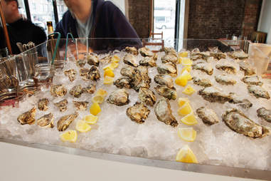 lighthouse bk oysters